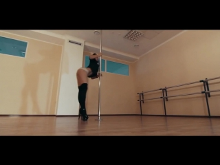 Julia Shikula - EXOTIC POLE DANCE - Zaporozhye 2015_HD