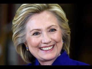 """Интересные новости """"Хиллари Клинтон практиковала свой жестовый язык"""""""