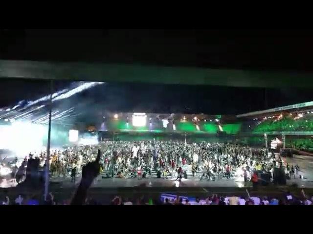 В итальянской Чезене 1200 музыкантов одновременно исполнили Smells Like Teen Spirit Nirvana и Seven Nation Army White Stripes concertoday