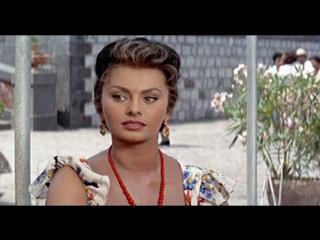 Х/Ф Хлеб, любовь и ... (Италия, 1955) Комедийный фильм с Витторио де Сикой и Софи Лорен в главных ролях.