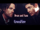 Sam and Dean - Crossfire