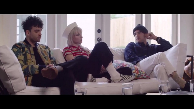 Paramore's 1st on camera interview about new music staying together zac farro's return