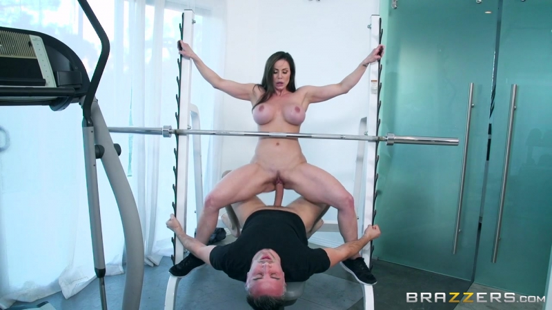 Personal Trainers: Session 1 Trailer Kendra Lust Keiran