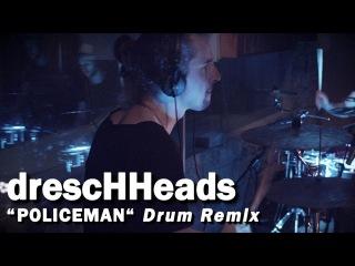 Meinl Cymbals drescHHeads Policeman Drum Remix