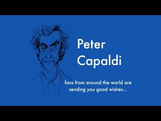 Good CapalDay, Happy Birthday Peter Capaldi