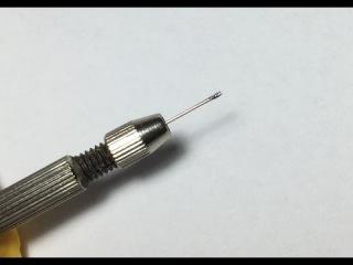 How to make a precision superglue / CA glue applicator