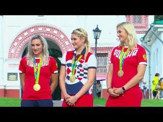 Сложная травма колена и золото Олимпиады