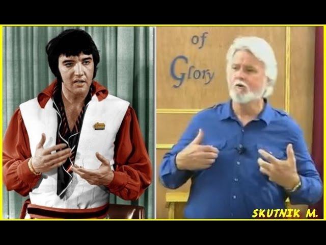 Elvis Presley has changed his life A real fan knows Elvis Skutnik Michel