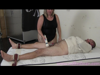 Jess jordan - medical bondage chastity milking