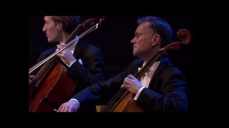 Faure Pavane Op 50 Die 12 Cellisten der Berliner Philharmonker