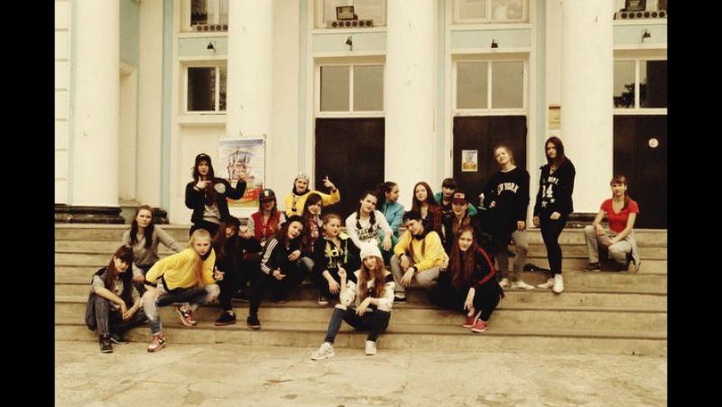 Торезский Театр Танца 3Т Локинг на день культ работника
