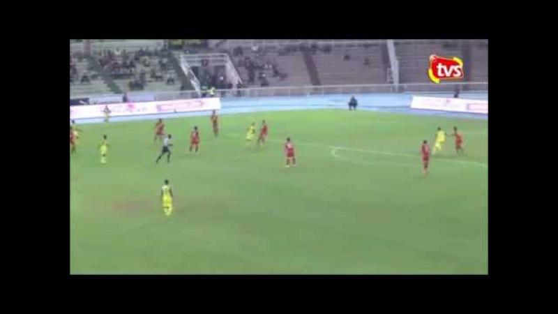 Pahang vs Selangor 1 0 Piala Malaysia 2016 Group B