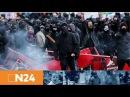 N24 Nachrichten - G20 in Hamburg: Grenzkontrollen sollen Gewalttäter abwehren