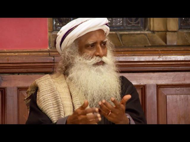 Sadhguru Jaggi Vasudev | Full Address QA | Oxford Union