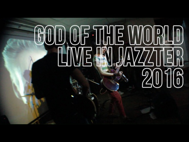 UNNEWSUAL God of the world live @ Jazzter