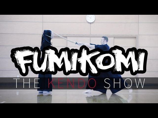 Kendo Basics: How to Improve Fumikomi (Stamping) Footwork- The Kendo Show