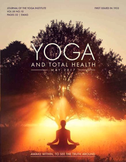 Yoga and Total Health May 2017