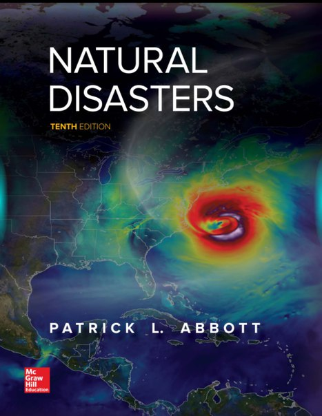 Abbott - Natural Disasters 10th Edition c2017