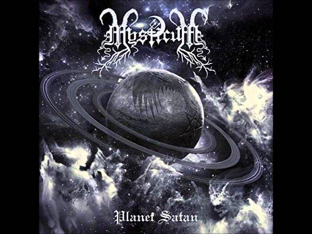 Mysticum Planet Satan Full album 2014