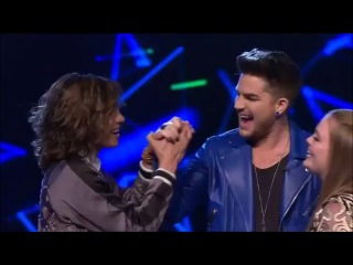 Both of Adam Lambert's acts made it to the Grand Final X Factor AU 2016
