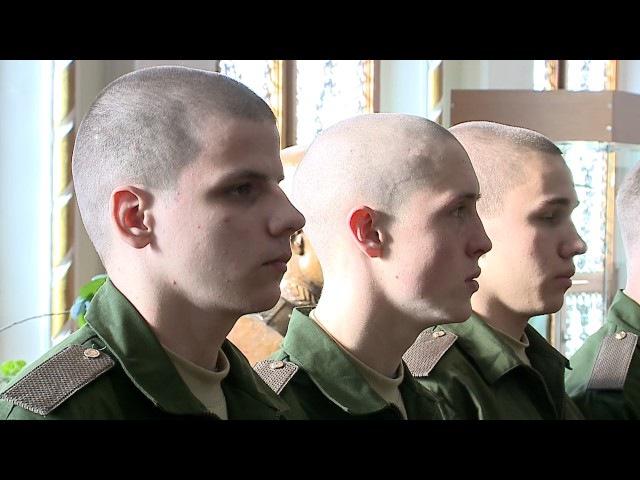 В Хабаровске прошли торжественные проводы призывников в армию