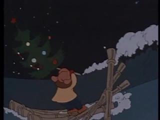 Новогоднее путешествие (1959) - реж. Пётр Носов HD 1080
