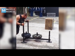 Real SWAT Training - Killer Workout  Muscle Madness