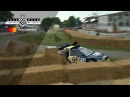 Ford RS200 Evo 2 crash at FOS