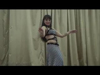 Sasha Holtz - E-Ventre 2011 _ dança do ventre _ belly dance 709