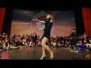 HHI Russia 2016 Waacking 1x1 Final Queen Bazz vs Alexandra Kresanova