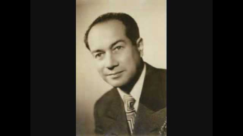 Martial Singher sings Ravel (4)