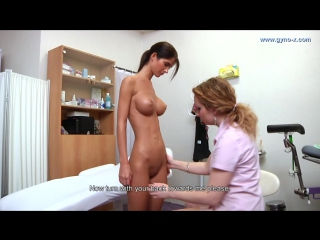 Gyno-x nessa devil (part 1) [anal checkup, medical, clinic, fetish, pissing]