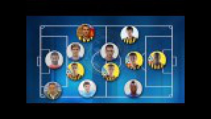 Лучшие игроки КПЛ 2016