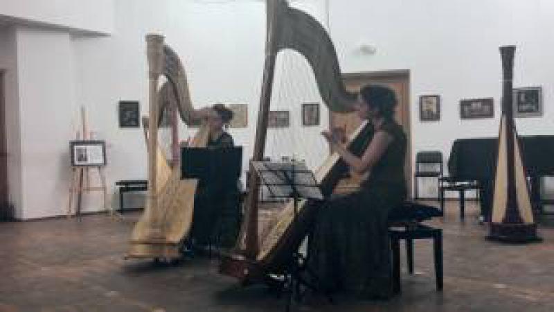 Veronika Lemishenko Evgenia Marchenko plays Dussek Sonatas