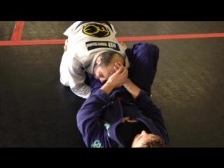 Bernardo faria - how to counter the head push vs over under pass