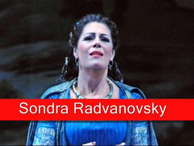Sondra Radvanovsky Verdi - Aida, O patria mia