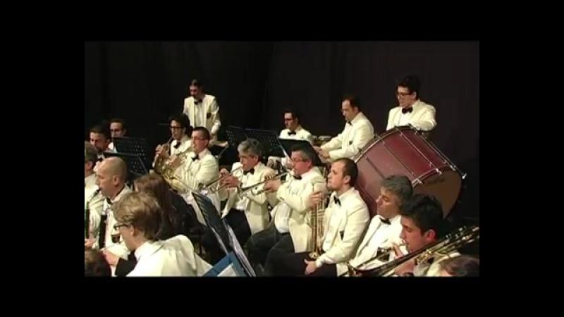 Oblivion Astor Pantaleon Piazzolla M° Massimo Mazzoni Sax