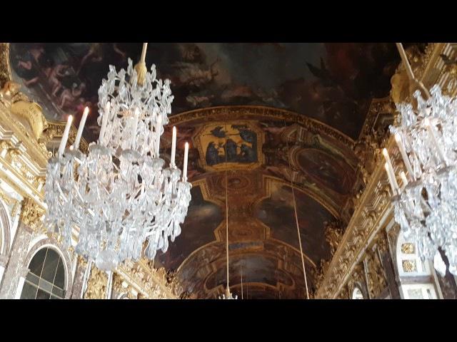 Palacio de Versalles Paris 4K - Turismo