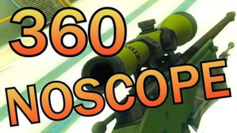 CS:GO 360 NOSCOPE MLG