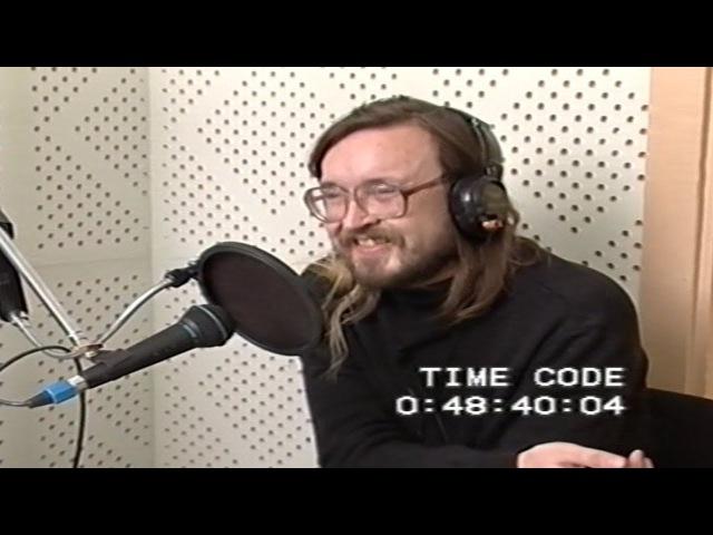 Егор Летов Интервью для Авторадио Ижевск 18 декабря 1999 года