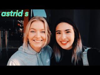 ASTRID S Interview- Norweigan pop star, politics, showing skin, gender equality