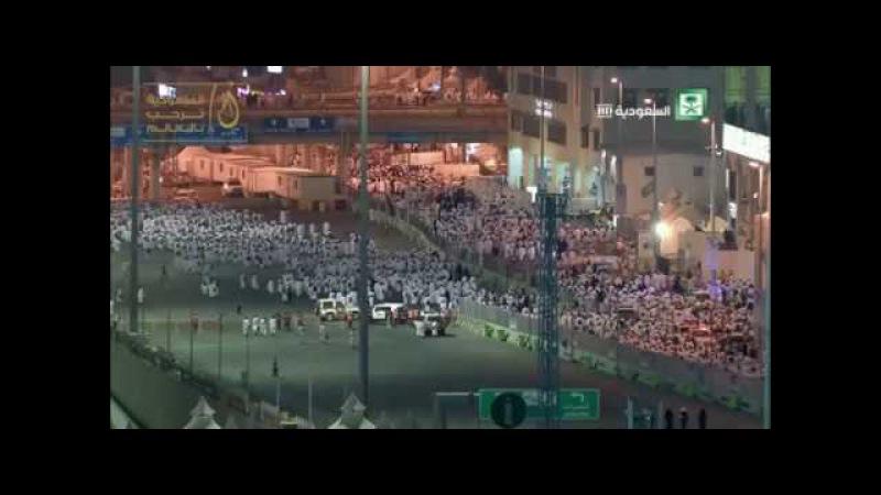 Hajj 2017 1438AH Dhul Hijjah 9 Mina Arafah Kiswah