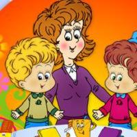 Группа 7 Детский сад 389