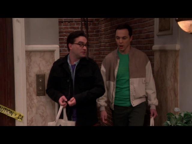 Отрывок №1 сериала Теория большого взрыва The Big Bang Theory Сезон 10 Серия 13
