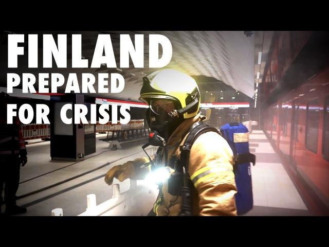 Finland 🇫🇮 prepared for crisis