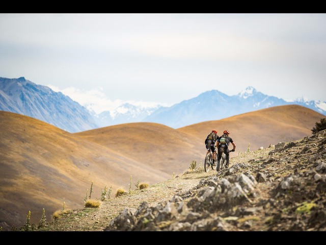 The Pioneer 2017 – Stage 3 from Fairlie to Lake Tekapo (NZ)