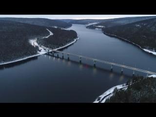 Самый длинный мост на федеральных трассах Иркутской области