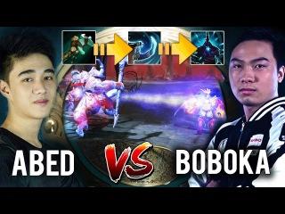 "PRE ""TI7 All Star Match"" in Pub with Abed vs Boboka -  Average MMR Dota 2"