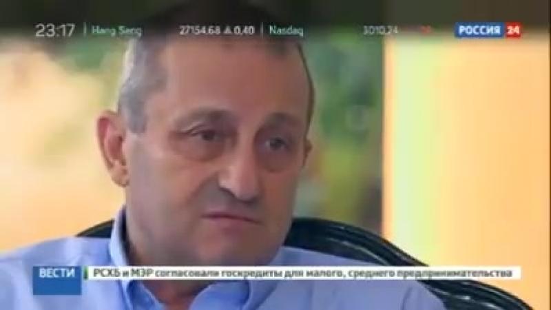 Bu videoda danışan adam tanınmış yәhudi politoloq Yakov Kedmidir. Onun haqqında internetdә kifayәt qәdәr mәlumat var. Mәn bir ne