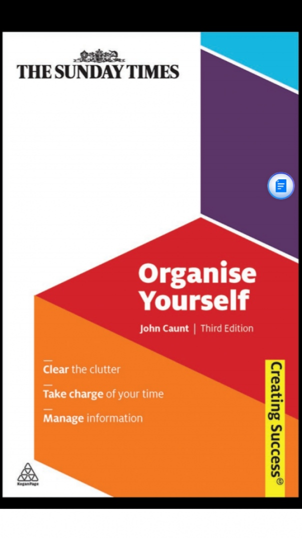 Organise Yourself Clear the Clutter